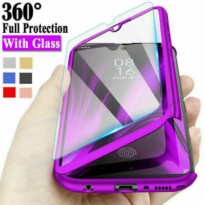 Shockproof 360 Full Ultra Thin Case For Xiaomi CC9 A3 Redmi 7A K20 Note 5 6 7 8T