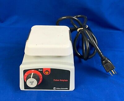 Fisher Scientific Laboratory Hotplate 11-500-16H (Tested)