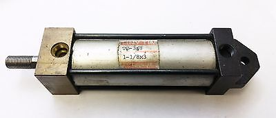 """MOSIER TINY TIM VTF 1 1//8X2 1 1//8/"""" BORE 2/"""" STROKE AIR PNEUMATIC CYLINDER NEW"""