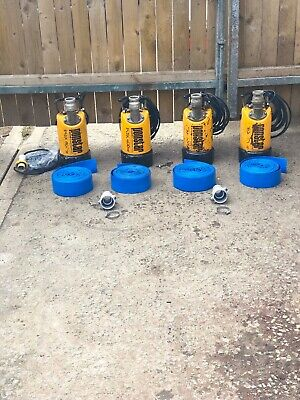 PUMP SUBMERSIBLE PONSTAR 110v Comes With 10 Meters Brand New Hose And Attachment