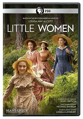 Masterpiece: Little Women (DVD, 2018)