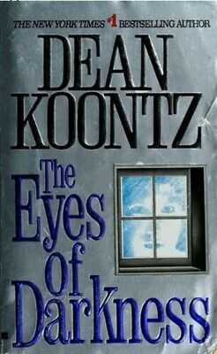 The Eyes Of Darkness By Dean Koontz VIRUS EPIDEMIC (PDF) Delivered In 2 Hours!!!