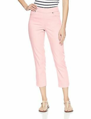 Tribal Women's Pants Baby Pink Size 6X24 Capris Cropped Stretch $64- #810
