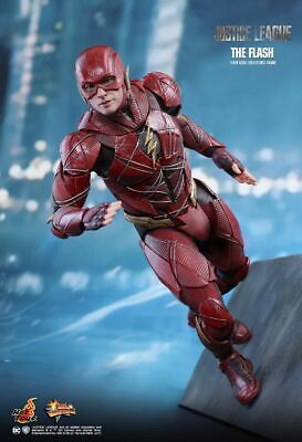 THE FLASH - Justice League 1/6th Scale Action Figure MMS448 (Hot Toys) #NEW