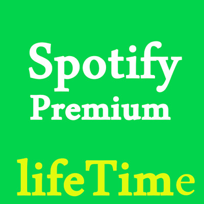 Spotify Premium Upgrade | Lifetime | Instant Delivery | New + Existing Account