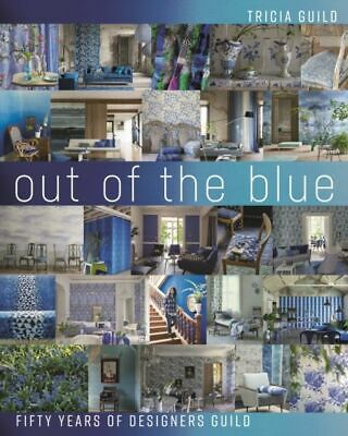 Out of the Blue DC Guild Tricia