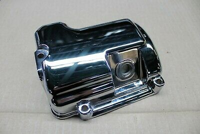 Harley-Davidson Transmission Top Cover - Chrome - 34464-86ACHZLH