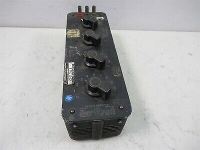 General Radio Type 1432-d Decade Resistor Box Vintage Lab Device