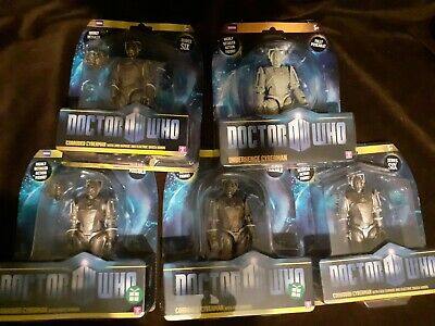 """DOCTOR WHO ACCESSORIES REPLACEMENTS /& SPARES PARTS FOR 5/"""" NEW SERIES FIGURES"""