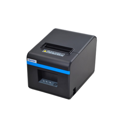 80mm Thermal printer for POS system and kitchen print, auto cut,