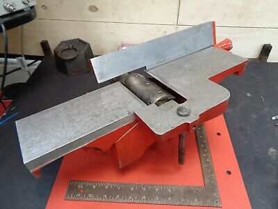 Vintage Bench planer alloy needs motor H50PA6A