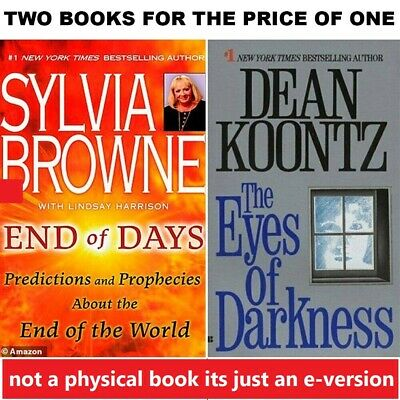 The Eyes of Darkness by Dean Koontz + End Of Days