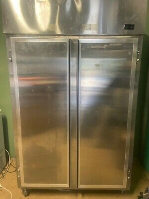 Lenehan's 2 Door Upright Commercial Freezer 240v fully reconditioned