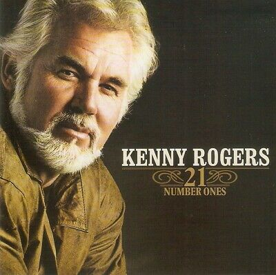 Kenny Rogers - 21 Number Ones (CD 2006) Remastered