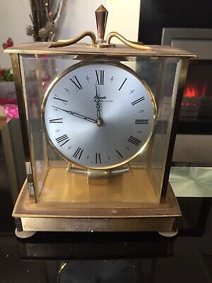 Vintage Rare Kundo Electronic Mantel Clock- Working