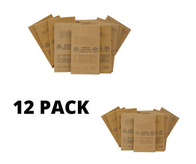Case of 12 MRE Entrees Meals Survival Ready To Eat Mix Variety Pack
