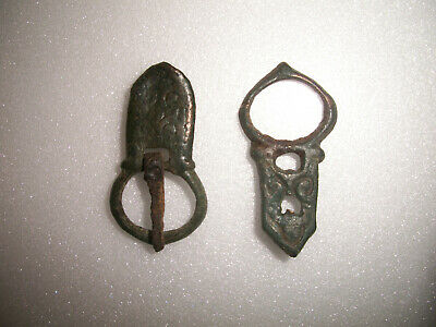 Estate Sale - 2x Authentic Ancient VIKING Artifact !