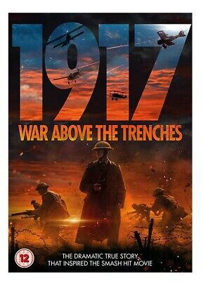 1917 : War Above The Trenches [2020](DVD) William Marshall PRESALE for April 6th