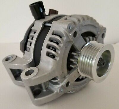 250 AMP Hairpin High Output Alternator 1993-1996 Ford F-150 5.0L & 5.8L