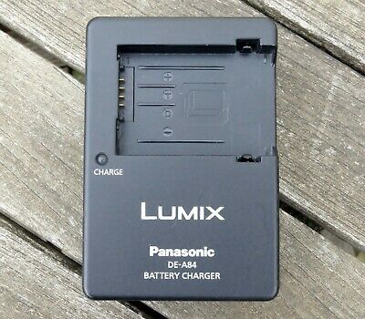 Genuine Panasonic Lumix DE-A84 Battery Charger - Clean and Checked