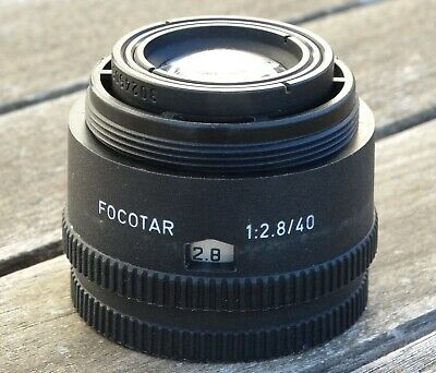 Leitz Wetzlar (Germany) Focotar 40mm f2.8 Enlarging Lens - A Classic!