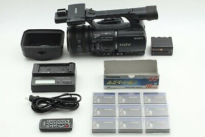 【N MINT 】Sony Handycam HDR-FX1000 Mini DV HDV Camcorder Video Camera From Japan