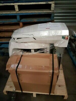 MyRay Hyperion X5 2D - Wall-mounted X-ray - Unused but damaged - Needs repair