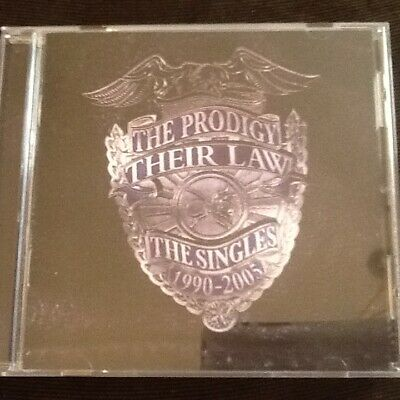 The Prodigy - Their Law:The Singles 1990-2005,  10% Discount for 2 or more  CDs