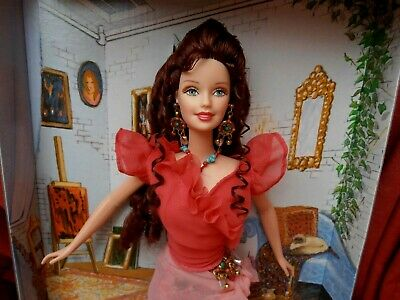 """Vintage Mattel Barbie Doll  - Bohemian Glamour -  The  """" Style Set """"  Collection"""