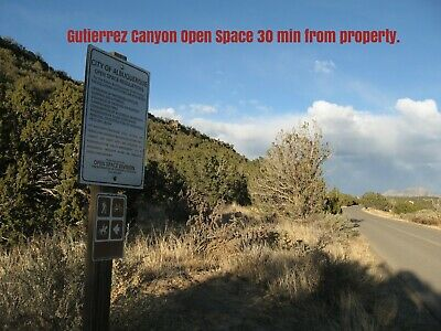 2 acres in peace and quiet, WITH WELL AND SEPTIC TANK. close to Mcintosh, NM.