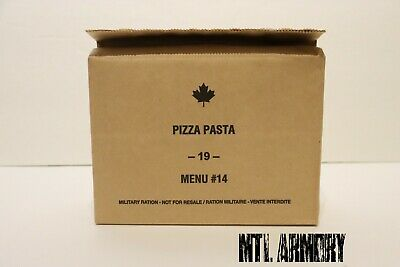 #14 Canadian Forces  IMP MRE Rations Canada Army