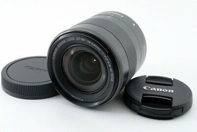 Canon EF-M 18-55mm F/3.5-5.6 IS STM Zoom Lens From Japan [Near Mint] #552856A