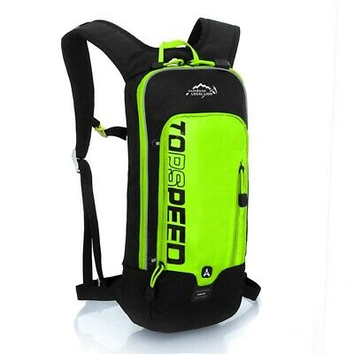 Hydration Backpack 6L Running Cycling 2L Bladder Water Bag Sport Camping Hiking