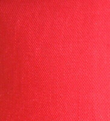 Mixed Cotton Fabric Material - Red - Fat Quarters