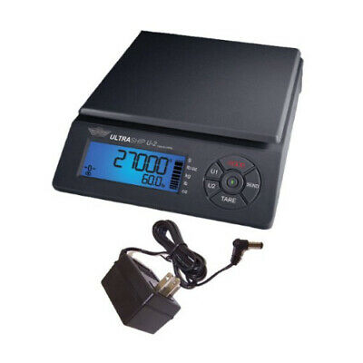 My Weigh Ultraship U2 Digital Scale With Power Supply Adapter