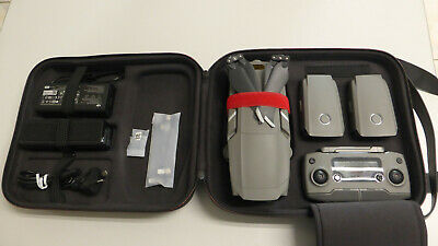 DJI Mavic 2 Pro Hasselblad Camera Drone with Flymore Combo. PgyTech Carry Case.