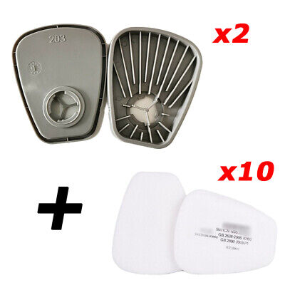 1 Pair BF203 Filter Adapater Effect is Equivalent to 603 Replace Fitting