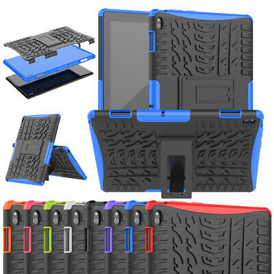 Heavy Duty Hard PC+TPU Stand Case Cover For Lenovo Tab E10 TB-X104 10.1'' Tablet