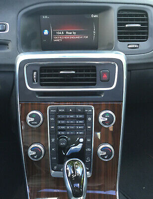 """Reverse Camera Interface For Volvo Models 2014> 7"""" Screen With Internet Button"""