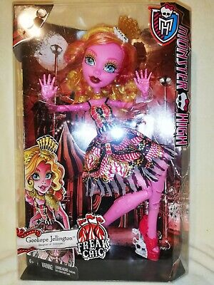 Monster High Frightfully Tall Doll. Gooliope Jellington BNIB. SCOOP 8 AVAILABLE!
