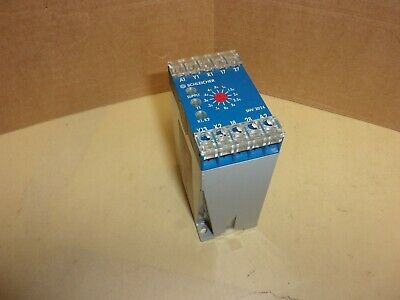 Schleicher SNV 2024-17A Timing Relay , Used