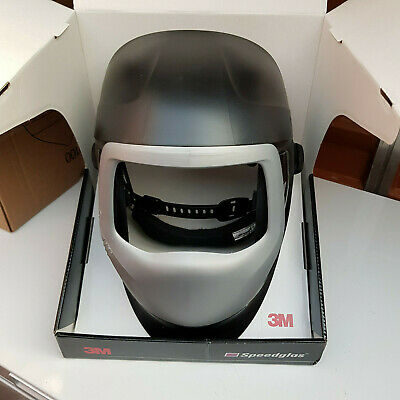 3M SPEEDGLAS 9100 XXi SIDE WINDOWS WELDING HELMET WITHOUT LENS