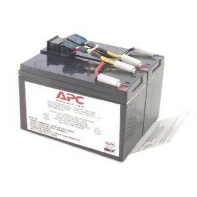 NEW APC RBC48 REPLACABLE BATTERY.b.