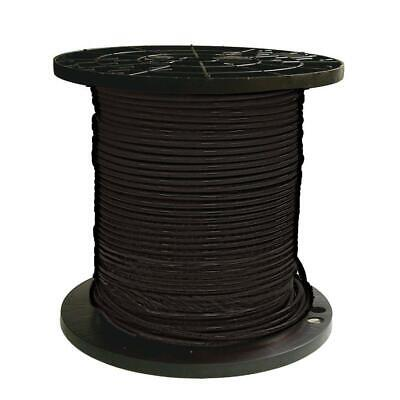 Southwire Building Wire 500 ft. Stranded CU SIMpull THHN Single Conductor Black