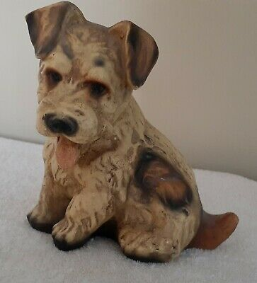 Cairn Terrier  Vintage Looking Dog Home Decor. ADORABLE!