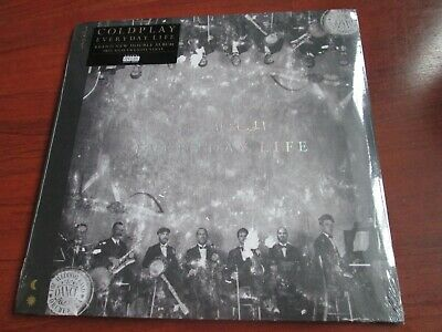 Coldplay - Everyday Life  [2 x VINYL ALBUM] NEW AND SEALED