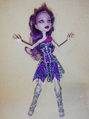 Monster High Spectra Haunted Ex-Display Only. GORGEOUS GHOUL GETTING GHOSTLY!