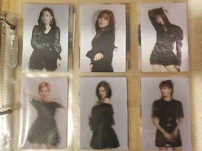 Twice Twicelights Lenticular Photocards [Select Member]