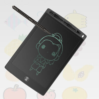 Erasable LCD Electronic Drawing Doodle Board Writing Tablet Child Painting Toys