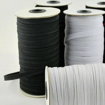 5yards Stretch Flat Elastic Waist Band For Woven Sewing Trouser Dressmaking